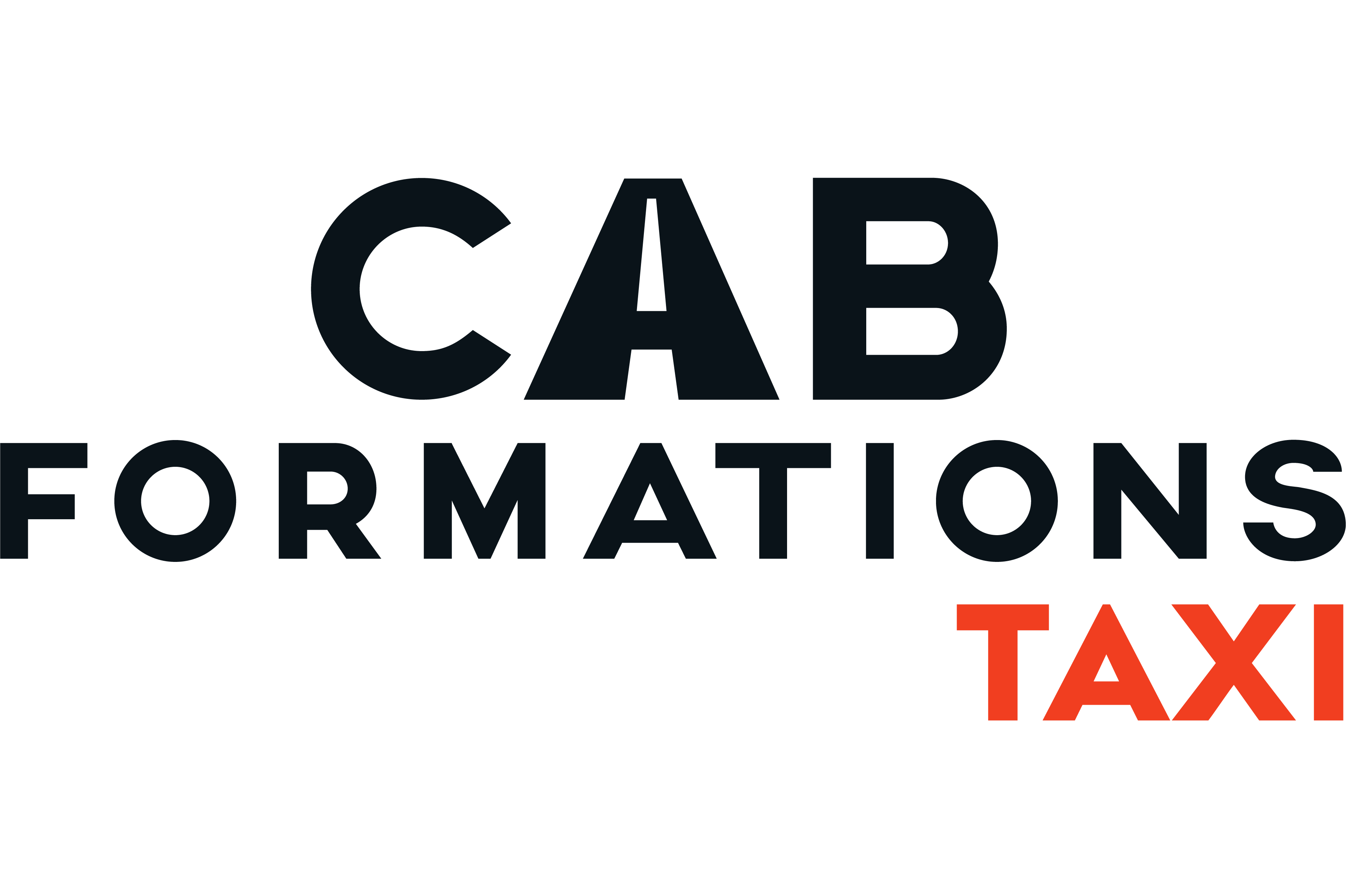 CAB Formations Taxi